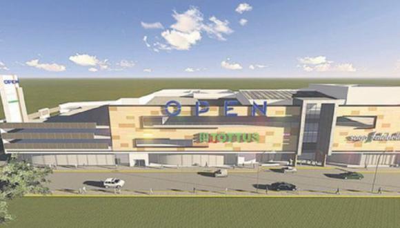 Open Plaza abrirá centro comercial en Huánuco a fin de año