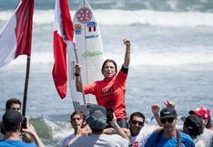 Sofía Mulanovich: Fenta reconoció su cupo y acudirá al Mundial ISA de El Salvador