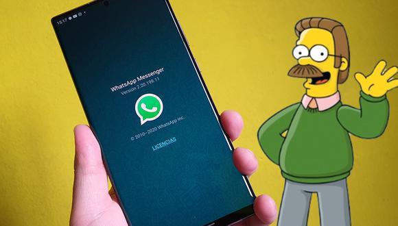 ¿Eres zurdo y quieres usar WhatsApp desde una nueva perspectiva? Así es como puedes activar esta función escondida. (Foto: MAG)