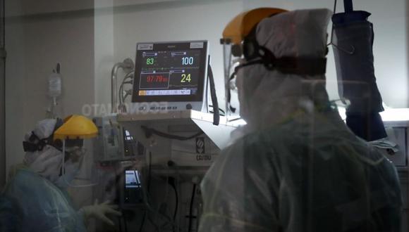 Coronavirus en Uruguay | Últimas noticias | Último minuto: reporte de infectados y muertos por COVID-19 hoy, jueves 13 de mayo del 2021. (Foto: EFE/ Raúl Martínez).