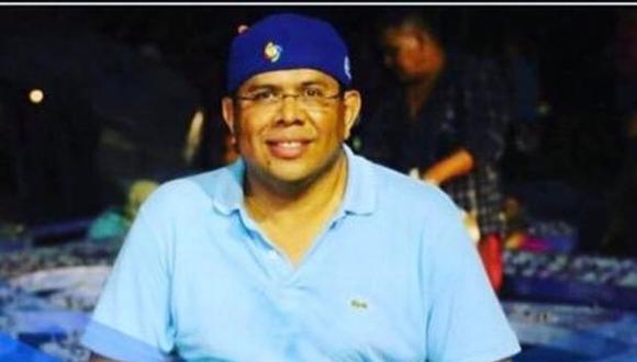 El periodista Miguel Mendoza fue detenido por el régimen de Daniel Ortega. (Foto: @Mmendoza1970, Twitter).
