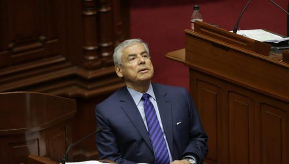 César Villanueva sería la persona identificada como 'Curriculum Vita' en los registros de Odebrecht. (Foto: GEC)