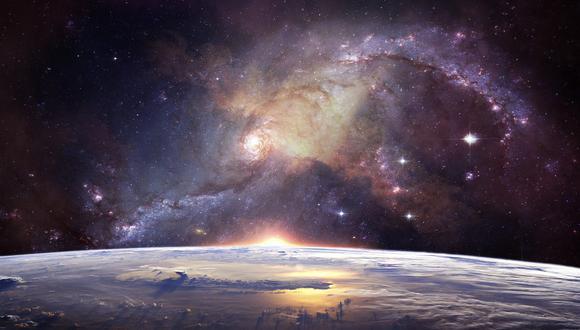 La idea aceptada es que el Universo es plano. (Foto: Pixabay)