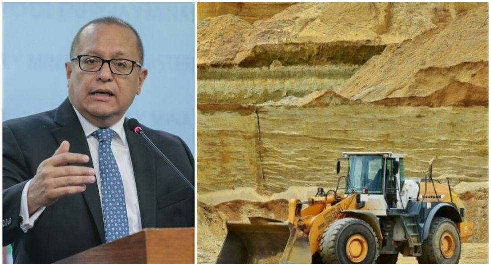 La comisión de alto nivel encargada de reformar la normativa minera entregará su informe final a la PCM.