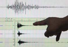 Ucayali: sismo de magnitud 4,4 se registró esta noche en Pucallpa
