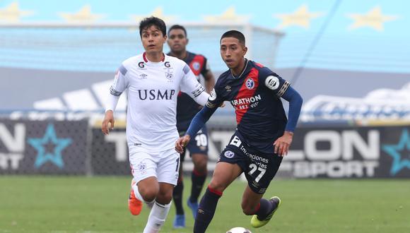 Rodrigo Vilca tiene 21 años y juega en Deportivo Municipal desde el 2018. (Foto: GEC)