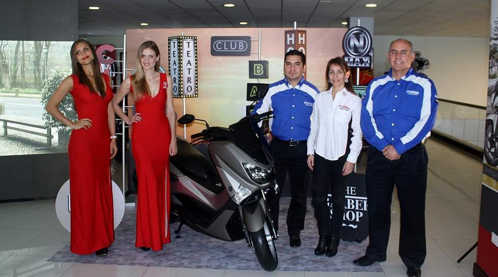 Yamaha lanzó su nueva scooter NMAX en Perú [FOTOS] - 4