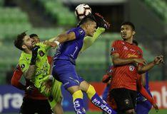 Caracas eliminóa Delfín y jugará ante Melgar en la tercera fase de la Copa Libertadores 2019