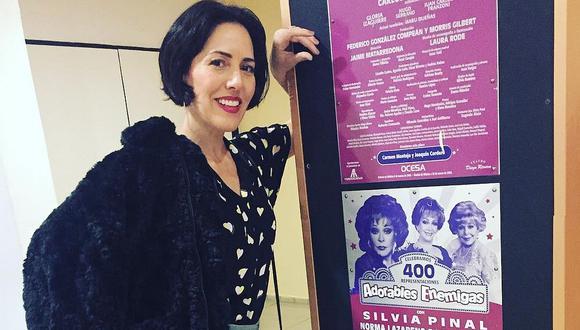 Stephanie Salas mandó un claro mensaje sobre el cuarto capítulo de la serie de Luis Miguel y la paternidad del cantante (Foto: Instagram)