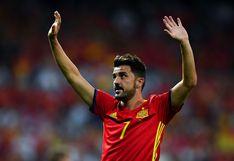 David Villa anunció su retiro del fútbol: ¿Por qué es el mejor delantero en la historia de la selección española?
