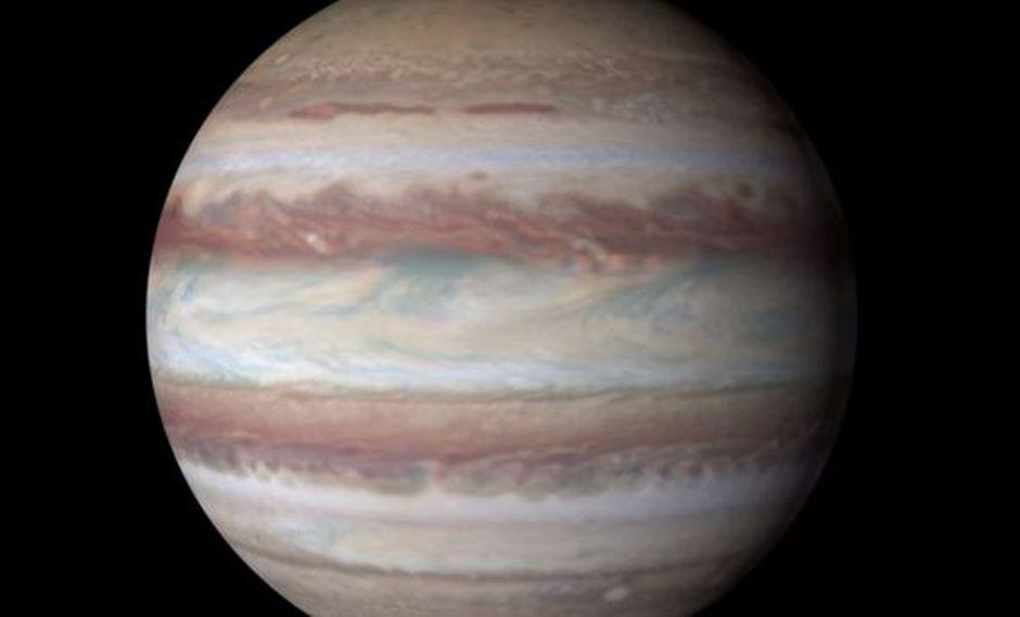 NASA muestra espectacular video 4K de Júpiter [VIDEO]
