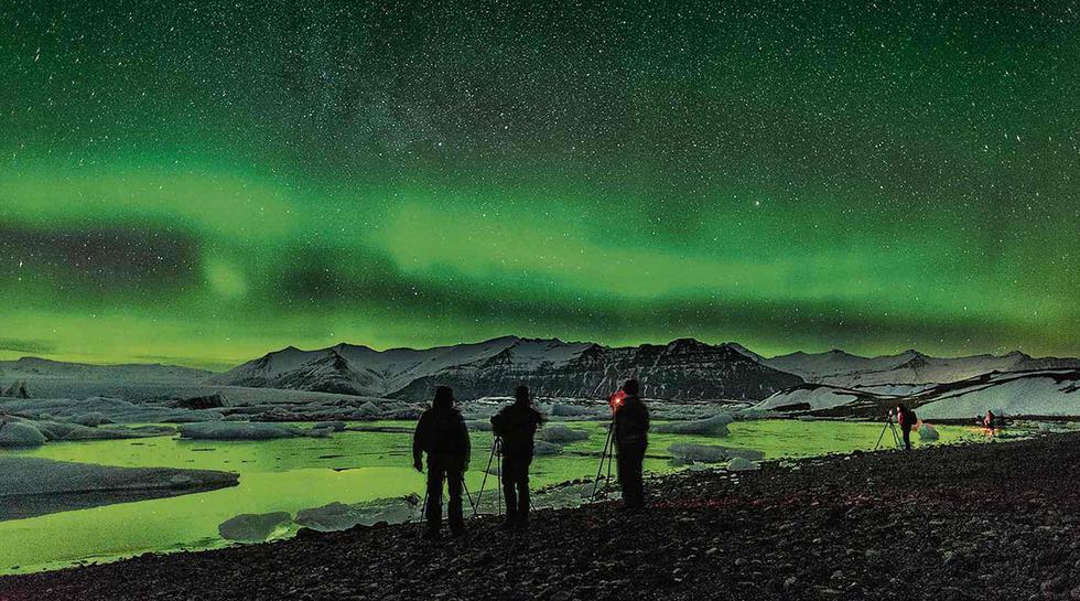Destinos para ver el espectáculo que ofrece la aurora boreal  - 5