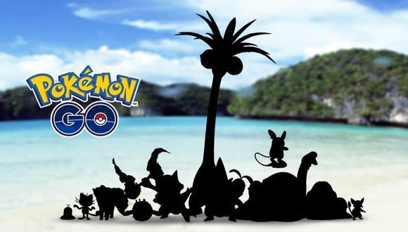 En las próximas semanas recibiremos una actualización con los pokémones de Alola. (Foto: Pokémon Go)