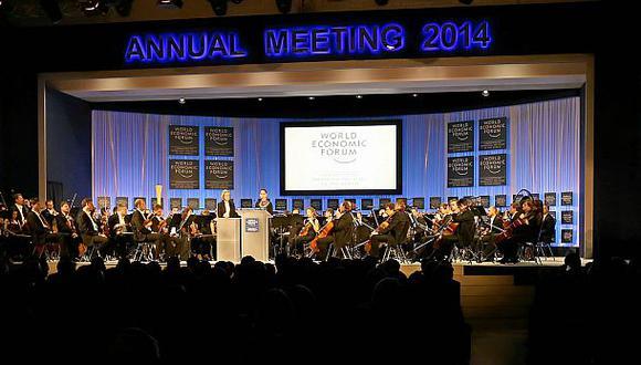 Revive las mejores sesiones del primer día de Davos