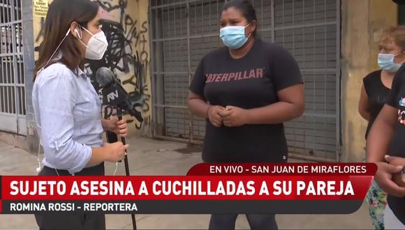 Un familiar contó cómo el sujeto perpetró el asesinato  de Guadalupe Vásquez Corzo. (ATV+)