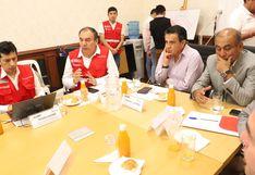 La Libertad: acuerdan agilizar intervención en quebradas colapsadas durante El Niño costero