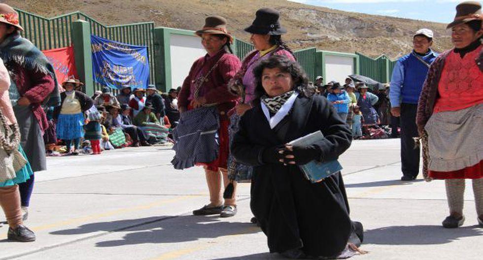 """Defensoría deploró """"vejación"""" a destituida jueza de Puno"""