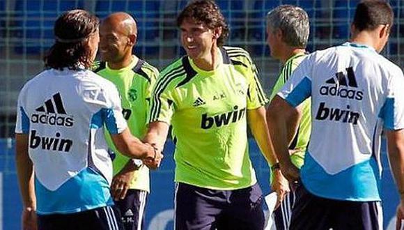 Cristian Benavente llegó al Real Madrid el 2002 y empezó a formar parte de las divisiones menores. (Foto: Real Madrid)
