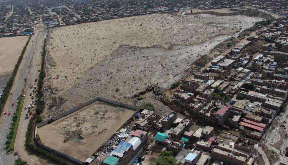 Lluvias en Trujillo: así fue el primer huaico durante El Niño costero del 2017. (Foto: Johnny Aurazo)