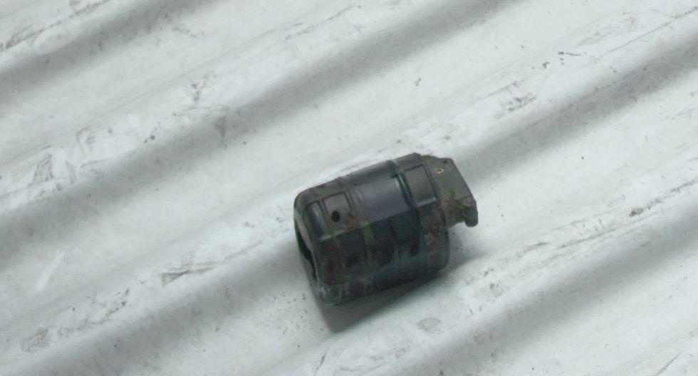 SJM: UDEX se movilizó por réplica de granada en casa de alcalde - 2