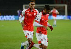 Independiente Santa Fe venció 1-0 a Alianza Petrolera por el cuadrangular B de la Liga Águila