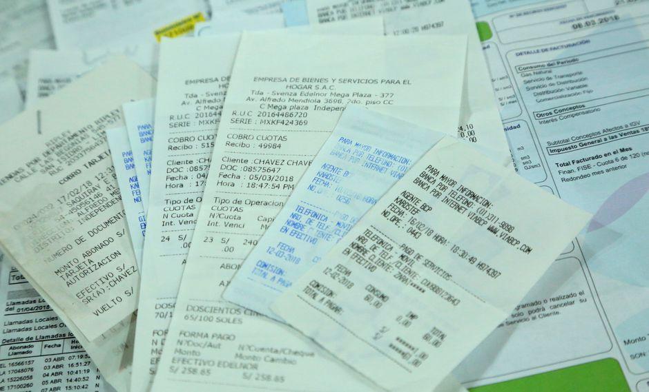 Ventas no declaradas generan evasión por S/ 519 millones en el sector comercio al por mayor y menor. (Foto: GEC)