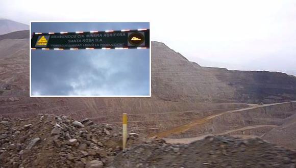 Hermanos Sánchez Paredes se enfrentan por minera en Angasmarca