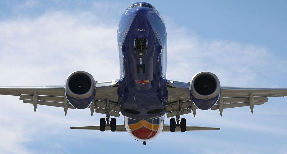 Accidente de Ethiopian Airlines: Diez claves sobre el Boeing 737 MAX 8 que se estrelló el domingo en Etiopía. (AFP).
