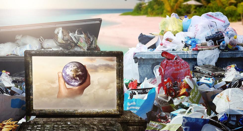 La presencia del hombre en este planeta ha causado alteraciones climáticas que nos van a pasar factura si no actuamos de una buena vez. (Foto: Pixabay)