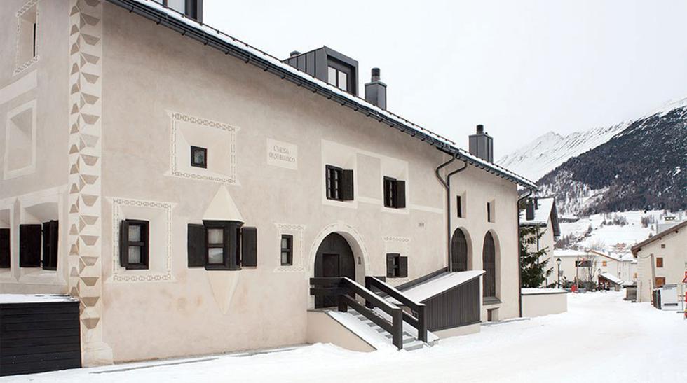 Refugio de la moda: Conoce la casa del diseñador Giorgio Armani - 1