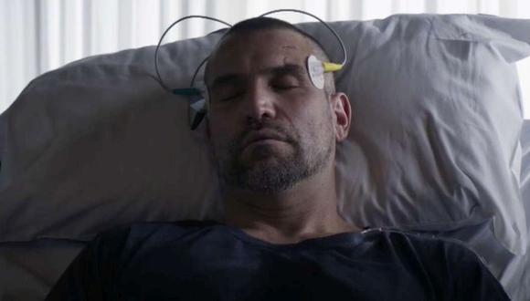 """Aurelio Casillas murío en el primer capítulo de la temporada 7 de """"El señor de los cielos"""" (Foto: Telemundo)"""