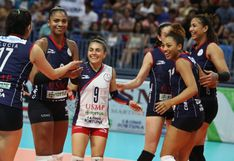 Liga Nacional de Voleibol: San Martín y Regatas Lima en lo más alto de la tabla de posiciones del torneo