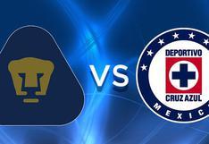 Cruz Azul venció 4-0 a Pumas en partido por las semifinales de la Liga MX