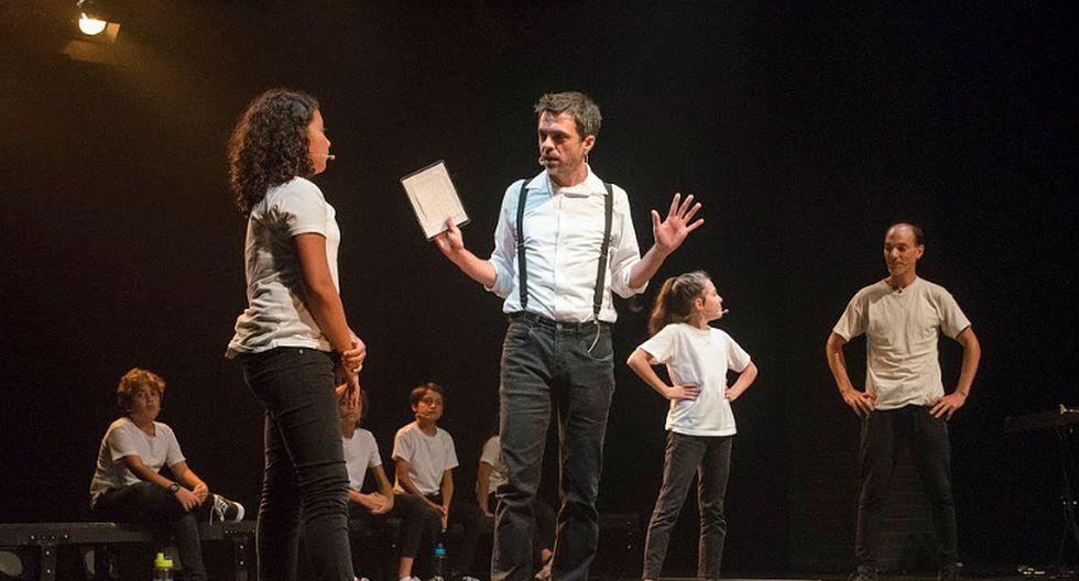 """""""Impro Ya!"""" es una puesta en escena hecha por niños que utilizan la técnica de improvisación y que puede ser disfrutada en febrero. (Foto: La Plaza)"""