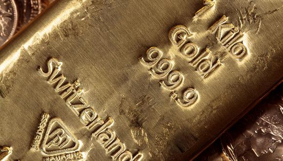 En Estados Unidos el metal dorado ganaba un 0,4%, y se vendía a US$ 1.812,10 la onza. (Foto: AFP)