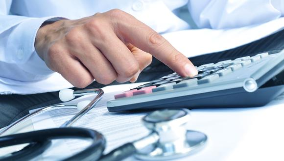 Economía y Salud. (Foto referencial: Shutterstock)