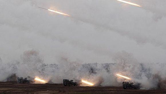 Venezuela prueba modernos lanzacohetes comprados a Rusia