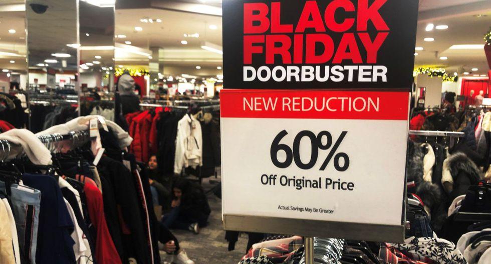 Los descuentos de Black Friday suelen causar euforia en muchos establecimientos. (Foto: Reuters)
