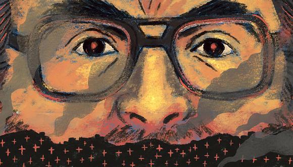 """""""Fue una revolución que duró cerca de doce años desde que comenzó, en mayo de 1980,  y en la que hubo de todo"""". (Ilustración: Víctor Aguilar)"""