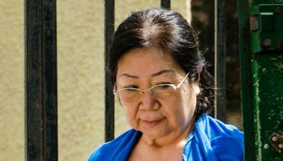 La ciudadana china Yang Fenglan, de 69 años, fue declarada culpable de encabezar una de las mayores redes de contrabando de marfil en África con destino al continente asiático. (BBC Mundo)