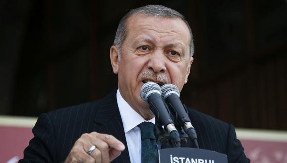 Recep Tayyip Erdogan, presidente de Turquía. (Foto: AP/Lefteris Pitarakis)