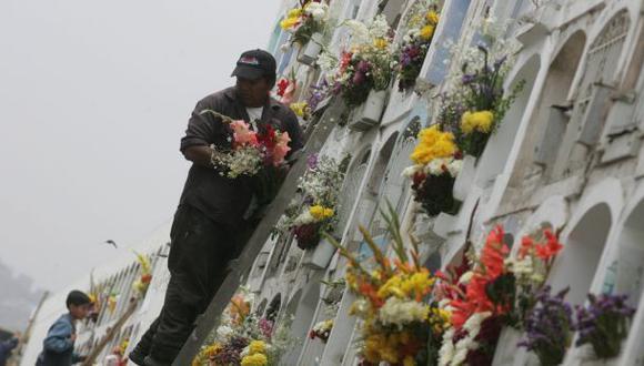 Cementerios El Ángel y Presbítero reabren desde este sábado