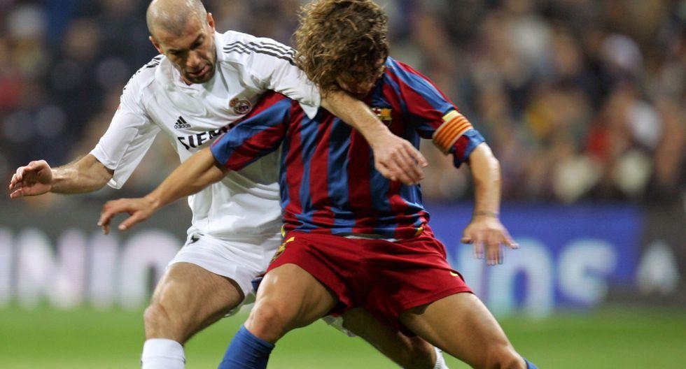 Carles Puyol, el defensor español que enfrentó a los mejores - 6