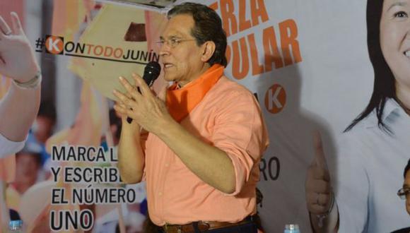 Keiko Fujimori respetará decisión del jurado en caso de Huaroc