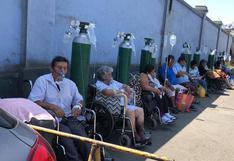 """Viceministro de Salud Pública: """"En estos momentos los hospitales tienen oxígeno"""""""