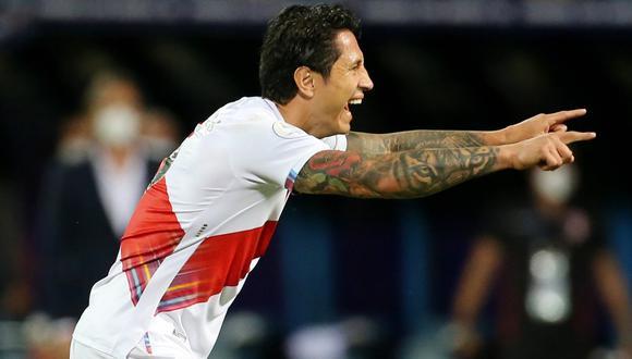 Gianluca Lapadula busca ser el goleador de la Copa América 2021 | Foto: REUTERS