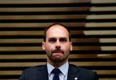 Hijo de Bolsonaro da positivo de COVID-19 tras volver de Naciones Unidas