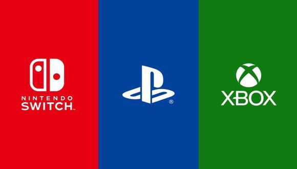 Nintendo, PlayStation y Xbox. (Difusión)