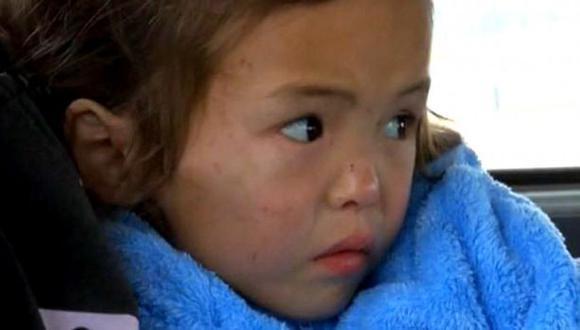 Siberia: Niña de 4 años sobrevive 12 días sola en un bosque