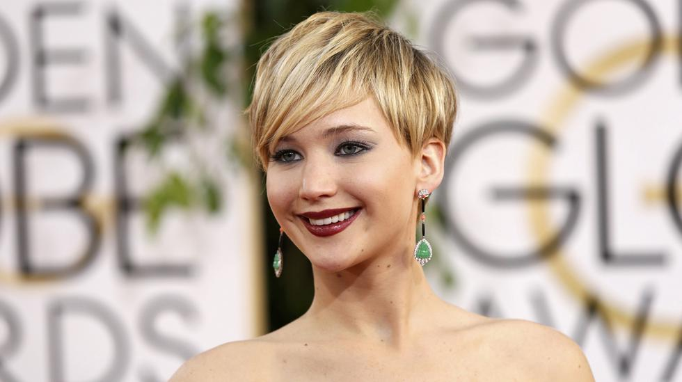 Jennifer Lawrence y su belleza americana - 1